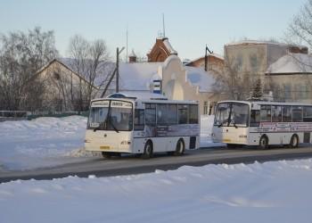 Проезд в тобольских автобусах подорожает до 21 рубля