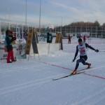 В Тобольске состоялся всероссийский фестиваль лыжного спорта. Фото