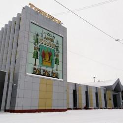 Переход на железнодорожном вокзале Тобольска построят в мае этого года