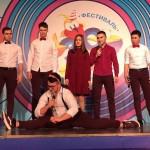 Тобольские квнщики выступили на фестивале в Сочи