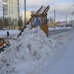 В Тобольске две УК оштрафовали за отказ вывозить снег