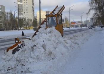 В Тобольске пересмотрят систему уборки городских улиц