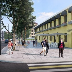 В Тобольске представили дизайн-бук: улицы города ждут перемены