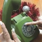 В Новый год тоболячка проговорила по домашнему телефону 4 часа