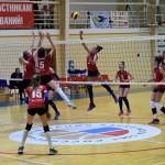 В Тобольске пройдут игры первенства России по волейболу