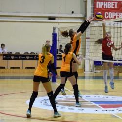Тобольские волейболистки вышли в финал чемпионата России. Фото