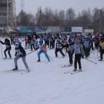 Спортафиша: лыжня России, соревнования по мини-футболу и волейболу