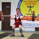 Тобольские тяжелоатлеты успешно выступили на домашнем турнире