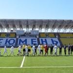 Футбольный клуб «Тобол» сыграл вничью с дублерами «Тюмени»