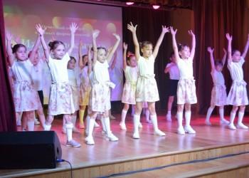 Воспитанники центра татарской культуры дали отчетный концерт. Фото