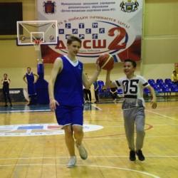 Тобольские баскетболисты провели мастер-класс для воспитанников детского дома