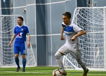 ФК «Тобол» набрал первые очки в чемпионате. Фото