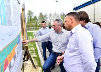 В Тобольске на высоком берегу Иртыша появится парк «Центральный»