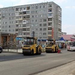 В Тобольске начался ямочный ремонт дорог