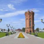 Водонапорные башни в Тобольске и России
