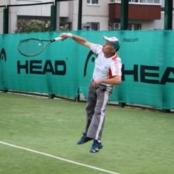 В Тобольске стартовал юбилейный «Кубок кремля» по теннису