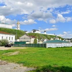 На реконструкцию Базарной площади и улицы Мира направят 254 млн рублей