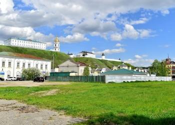 Тобольск получил грант на реконструкцию Базарной площади и улицы Мира