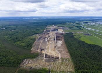 Тобольский аэропорт будет принимать Boeing и Airbus