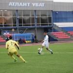 ФК «Тобол» разгромил в Увате футболистов из Перми