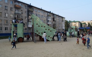 Благоустройство тобольских дворов продолжат в следующем году