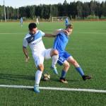 ФК «Тобол» одержал победу над омскими футболистами. Фото