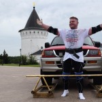Интервью: Александр Зинец – самый сильный человек Тюменской области
