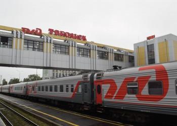 В Тобольске открыли крытый железнодорожный переход.Фото