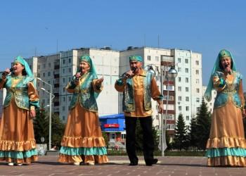 В Тобольске отметили Курбан-байрам. Фото