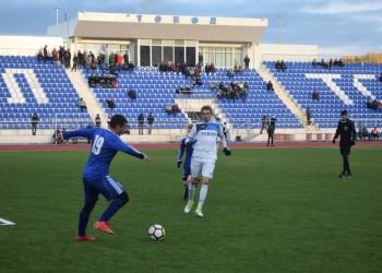 ФК «Тобол» одержал победу над челябинскими футболистами
