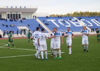 ФК «Тобол» одержал победу в речном дерби