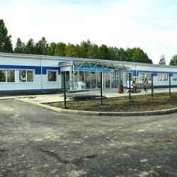 В Тобольске завершается строительство новой поликлиники
