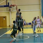 БК «Нефтехимик» дважды уступил дома баскетболистам из Майкопа