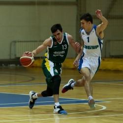 Баскетбольный клуб «Нефтехимик» дважды уступил в Туле