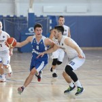 БК «Нефтехимик» обменялся победами со ставропольскими баскетболистами