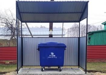 В Тобольске установят 165 новых контейнеров для сбора мусора