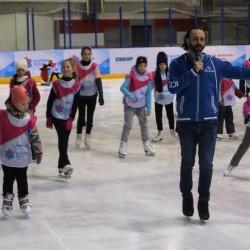 Илья Авербух и Александр Гуськов провели мастер-классы для тобольских спортсменов