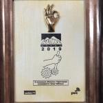 Тобольск стал обладателем премии «На пике формы»