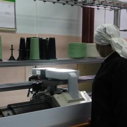 В тобольской исправительной колонии шьют свитеры