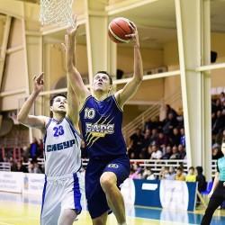 БК «Нефтехимик» обменялся победами с ростовскими баскетболистами