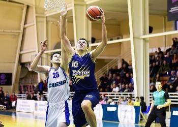 Тобольские баскетболисты потерпели два поражения в Ростове-на-Дону