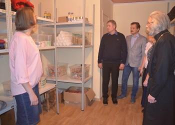 В Тобольске открылся пункт помощи для бездомных