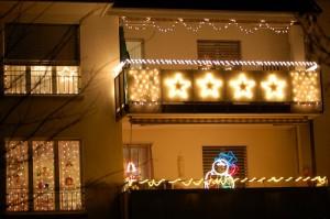 За лучшее новогоднее оформление дома тоболяки получат 15 тысяч рублей