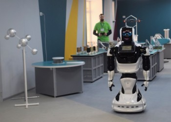В Тобольске открылся детский технопарк «Кванториум»