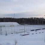 На стадионе «Тобол» зальют большой каток