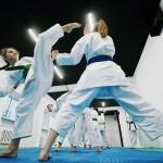 Тобольским каратистам подарили новый спортивный зал