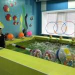 В пяти детских садах Тобольска отремонтировали бассейны