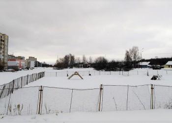 В Тобольске построят восемь площадок для выгула собак