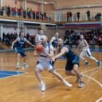 """Баскетбольный клуб """"Нефтехимик"""" дважды проиграл в Барнауле"""