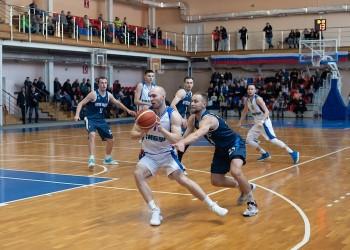 Баскетбольный клуб «Нефтехимик» дважды проиграл в Барнауле